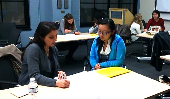 Employer Mock Interviews